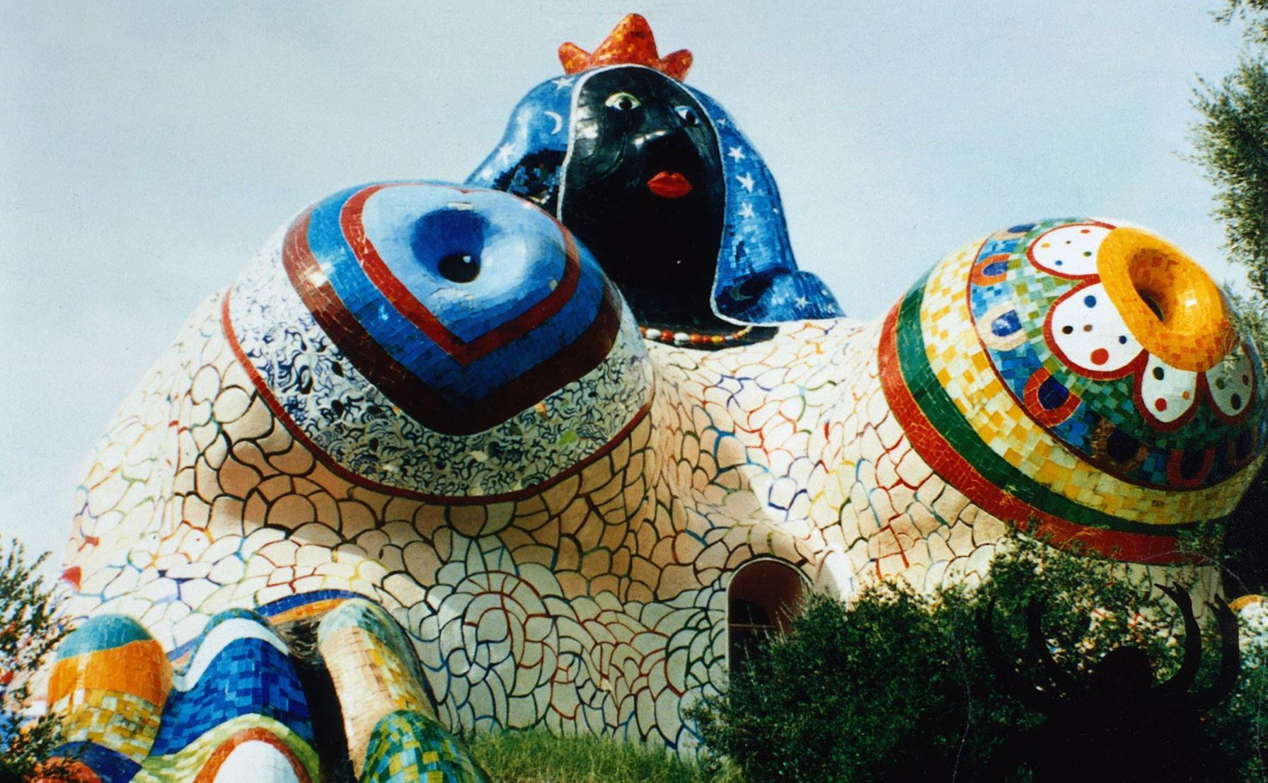 ARTE diffuse un documentaire sur Niki de Saint Phalle le 19